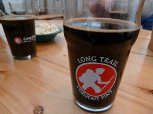 Long Trail brewery is close to Okemo and Killington.