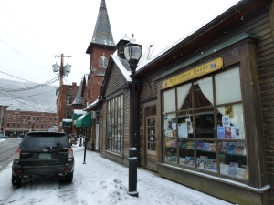 Our ultimate destination: Brattleboro VT